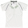 SLAZENGER LADIES PIPING COOL FIT POLO